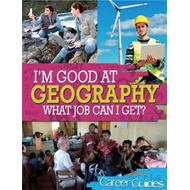Geography What Job Can I Get? (BOK)