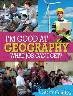 I'm Good At Geography, What Job Can I Get? (BOK)
