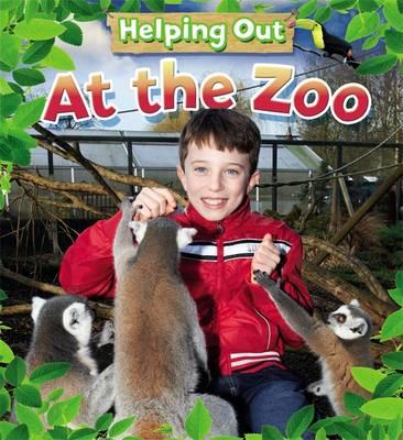 Helping Out: At the Zoo (BOK)