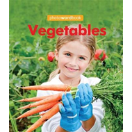 Photo Word Book: Vegetables (BOK)
