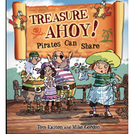 Treasure Ahoy! Pirates Can Share (BOK)