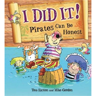 I Did it!: Pirates Can be Honest (BOK)