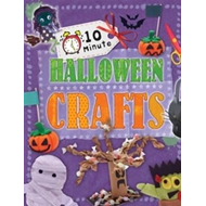 10 Minute Crafts: Halloween (BOK)