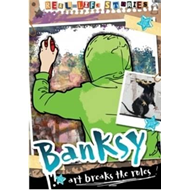Real-life Stories: Banksy (BOK)