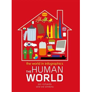 World in Infographics: The Human World (BOK)
