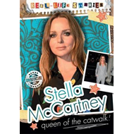 Produktbilde for Real-life Stories: Stella McCartney (BOK)