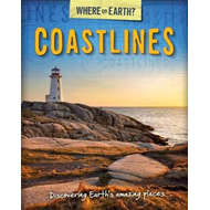 Where on Earth? Book of: Coastlines (BOK)