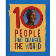 10: People That Changed The World (BOK)