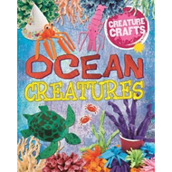 Creature Crafts: Ocean Animals (BOK)