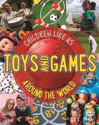 Toys and Games Around the World (BOK)