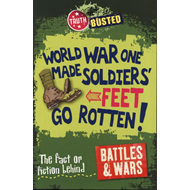 Fact or Fiction Behind Battles and Wars (BOK)