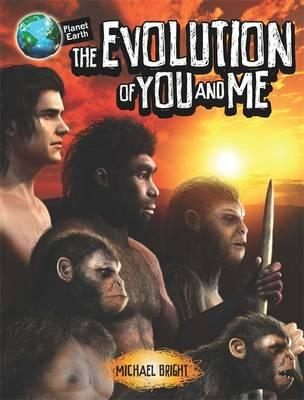 Planet Earth: The Evolution of You and Me (BOK)
