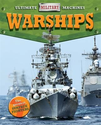 Ultimate Military Machines: Warships (BOK)