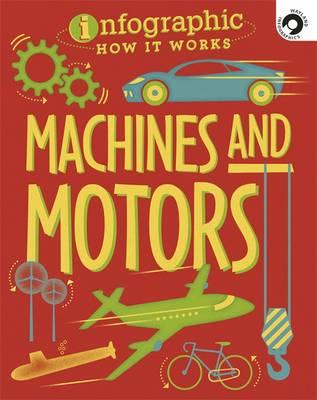 Infographic: How It Works: Machines and Motors (BOK)