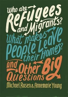 Who are Refugees and Migrants? What Makes People Leave their (BOK)