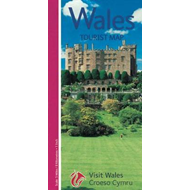 Welsh Tourist Map (BOK)