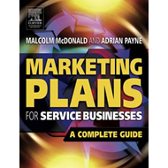 Marketing Plans for Service Businesses (BOK)
