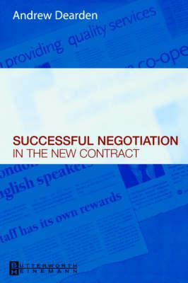 Successful Negotiation in the New Contracts (BOK)