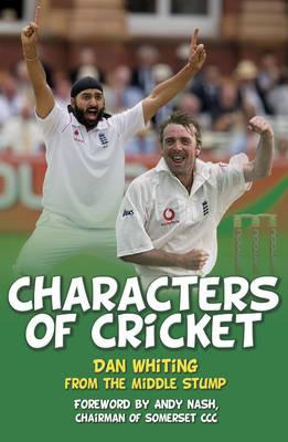 Characters of Cricket (BOK)