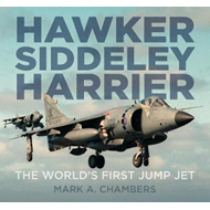 Produktbilde for Hawker Siddeley Harrier (BOK)