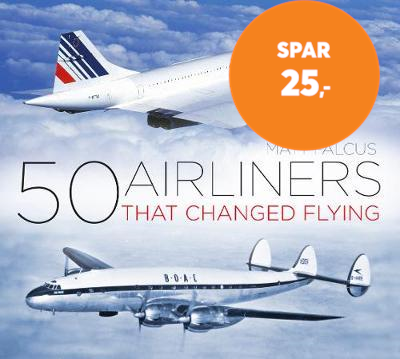 50 Airliners that Changed Flying (BOK)