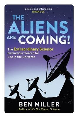 Aliens Are Coming! (BOK)