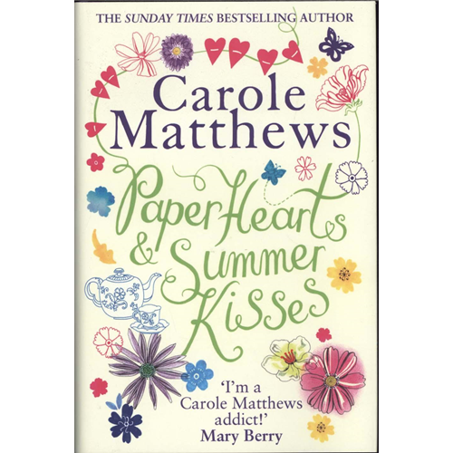 Paper Hearts and Summer Kisses (BOK)