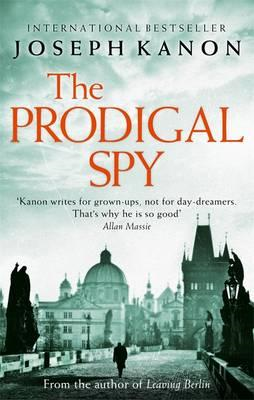 Prodigal Spy (BOK)