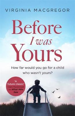 Before I Was Yours (BOK)