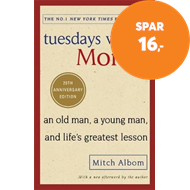 Produktbilde for Tuesdays With Morrie (BOK)