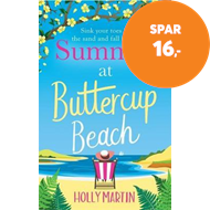 Produktbilde for Summer at Buttercup Beach - A gorgeously uplifting and heartwarming romance (BOK)