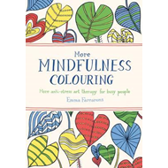 More Mindfulness Colouring (BOK)