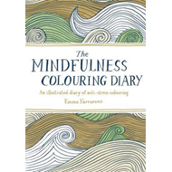 Mindfulness Colouring Diary (BOK)