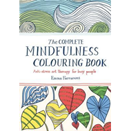 Complete Mindfulness Colouring Book (BOK)