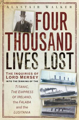 Four Thousand Lives Lost (BOK)