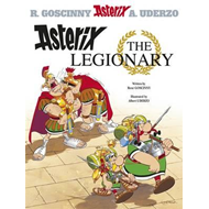 Asterix: Asterix The Legionary (BOK)