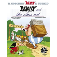Asterix: Asterix and the Class Act (BOK)
