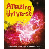 Fast Facts! Amazing Universe (BOK)