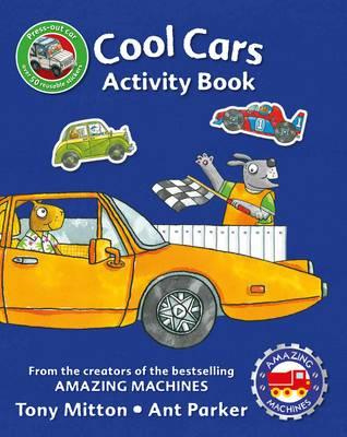 Amazing Machines Cool Cars Activity Book (BOK)