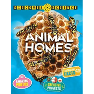 Discover Science: Animal Homes (BOK)