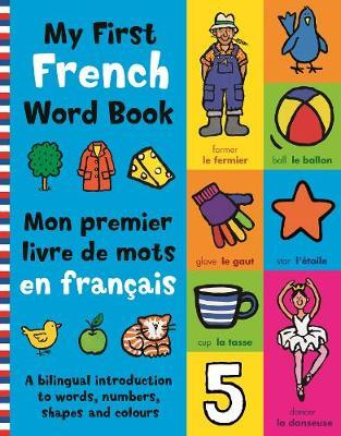 My First French Word Book (BOK)