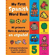My First Spanish Word Book (BOK)