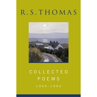 Collected Poems: 1945-1990 R.S.Thomas (BOK)