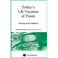 Tolley's UK Taxation of Trusts (BOK)