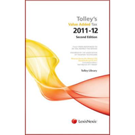 Tolley's Value Added Tax: 2011 (BOK)