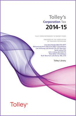 Tolley's Corporation Tax 2014-15 Main Annual (BOK)