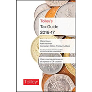 Tolley's Tax Guide 2016-17 (BOK)