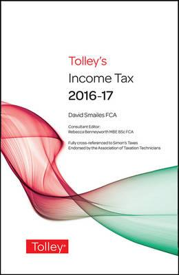 Tolley's Income Tax 2016-17 Main Annual (BOK)