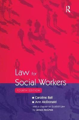 Law for Social Workers (BOK)