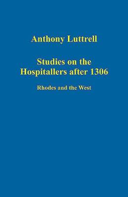 Studies on the Hospitallers After 1306 (BOK)